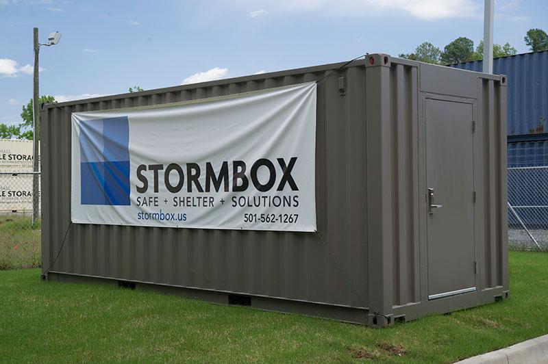Hugg Amp Hall Mobile Storage Introduces Stormbox Hugg Hall